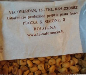 Buy your tortellini from a specialist shop
