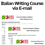 Italian writing course