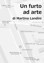 Un furto ad arte - simplified Italian reader ebook