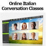 Online Italian conversation class starts next week – places limited!