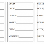 Italian listening comprehension exercise