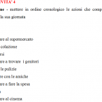 Italian listening comprehension exercise - elementary (A1), 4 of 5