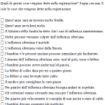 Intermediate level Italian listening comprehension