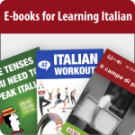 Easy Italian readers and other ebooks for learning Italian