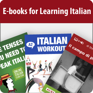 Easy Italian Readers and E-books
