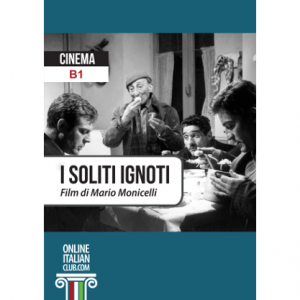 Italian easy reader: 'I soliti ignoti'
