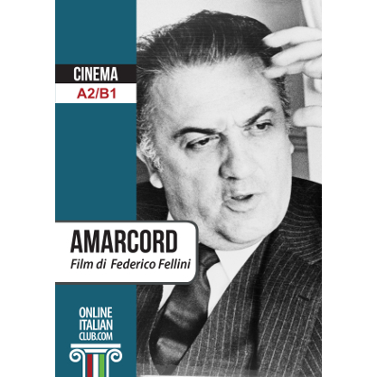 Italian easy readers: Amarcord