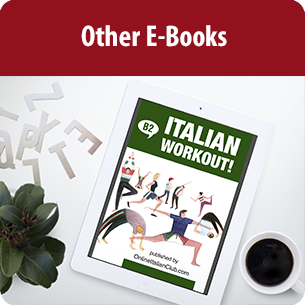 E-Books For Learning Italian