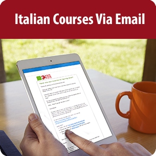 Italian Email Courses
