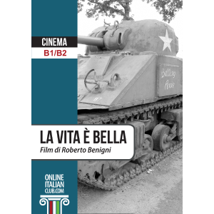 La vita è bella - easy Italian reader - cover image