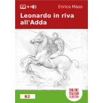 New Italian easy reader today: Leonardo in riva all'Adda