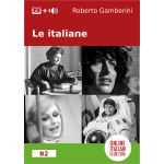 Le italiane - cover image - Italian easy readers