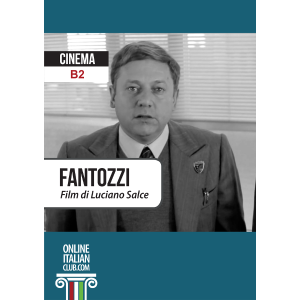 Easy Italian readers - Fantozzi - cover image