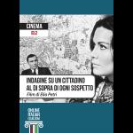 Easy Italian reader - Indagine su un cittadino al di sopra di ogni sospetto - cover image