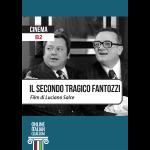 Italian easy readers - Il secondo tragico Fantozzi - cover image