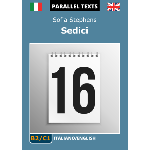 Italian/English parallel text - Sedici - cover image