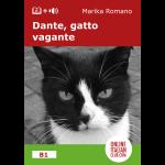 Italian easy readers - Dante, gatto vagante - cover image