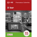 Italian easy reader - Il bar - cover image