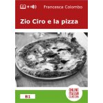 Easy Italian reader ebooks - Zio Ciro e la pizza - cover image