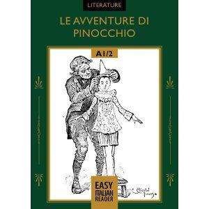 Italian easy readers - Le avventure di Pinocchio - cover image