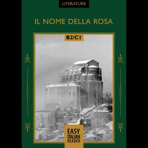Il nome della rosa - riassunto facilitato per studenti di italiano L2, da Francesca Colombo