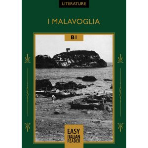 Italian easy reader ebooks - I Malavoglia - cover image