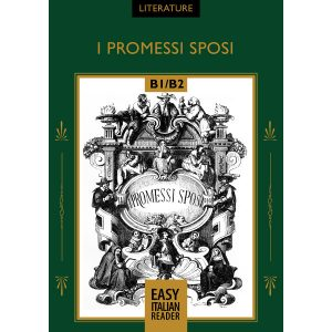 Italian easy reader ebook - I promessi sposi - cover image