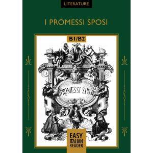 Italian easy reader ebook - I promessi sposi - cover image