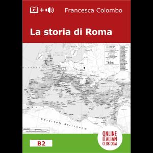 Italian easy readers - La storia di Roma - cover image