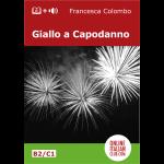 Italian easy readers - Giallo a Capodanno - cover image