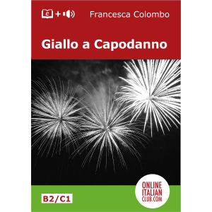 Italian easy readers - Giallo a Capodanno - cover image