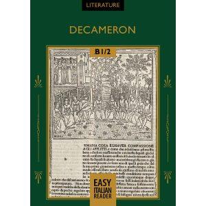 Italian easy reader ebooks - Decameron - cover image