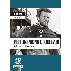 Italian easy reader ebook - Per un pugno di dollari - cover image